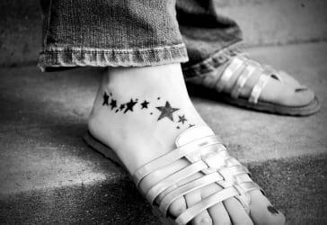 20% de descuento en tatuajes a blanco y negro