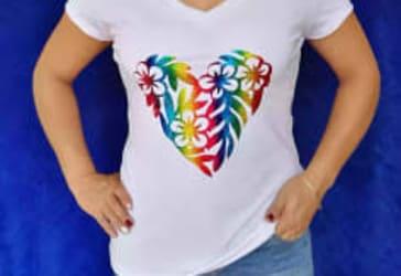 Camiseta exclusiva personalizada por $34.000