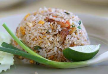 Porción de arroz por solo $4.000