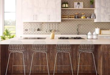 Gabinete superior de cocina de 120 cm por $200.000