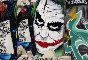 Tatuaje de Joker diseño que quieras por solo $230.000