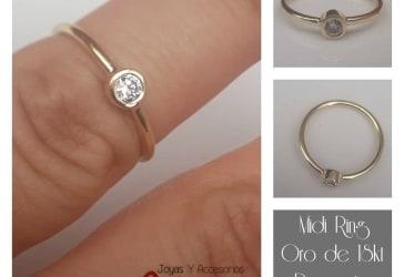 Lleva anillo Midi Rings por tan solo $590.000