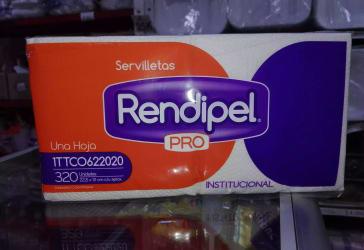 Servilletas Rendipel PRO por $2.900