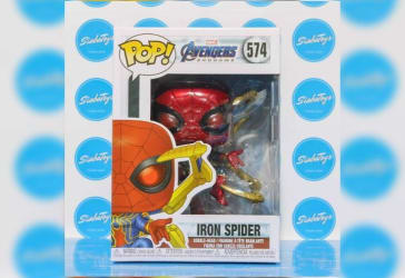 Funko Pop! Iron Spider por solo $66.500