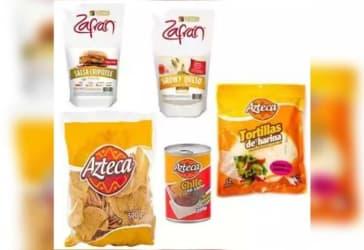 Productos enlatados para preparaciones mexicanas por solo $43.800