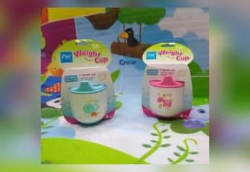 Vaso de bebé para jugos por $13.000