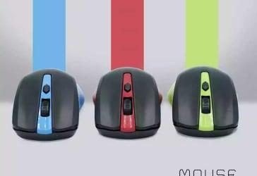 Mouse inalámbrico por solo $27.000