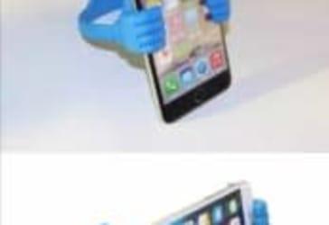 Soportes para celular tipo pulgar por $10.000
