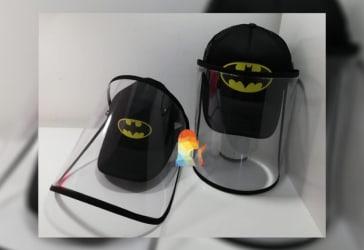 Gorra con visera de protección por $25.000