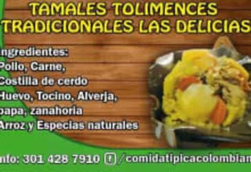 Ofertas de Típica / colombiana 1