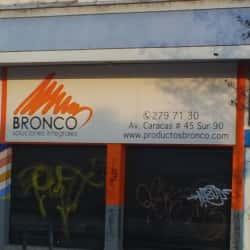 Bronco Soluciones Integrales Avenida Caracas con 45 en Bogotá