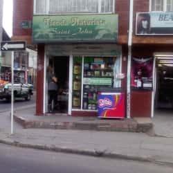 Tienda Naturista Saint John en Bogotá