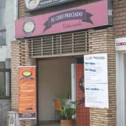 El chef Preciado y la Mulata en Bogotá