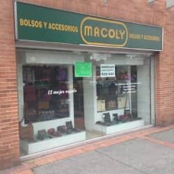 Macoly Calle 34 en Bogotá