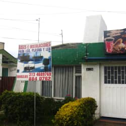 Bases de instalaciones para LCD Chía  en Bogotá