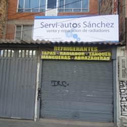 Servi Autos Sánchez en Bogotá