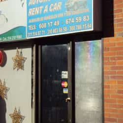 Automóviles Club Rent a Car en Bogotá