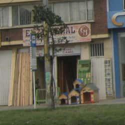 El Maderal EM en Bogotá