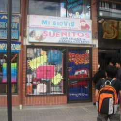 Pañalera Mi Giovis en Bogotá