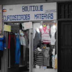 Boutique Curiosidades Maternas en Bogotá