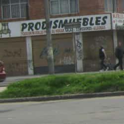 Prodismuebles Muebles  en Bogotá