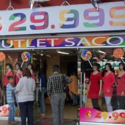Outlet Sacos Los Héroes en Bogotá
