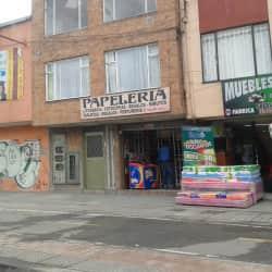 Papelería Calle 43 en Bogotá