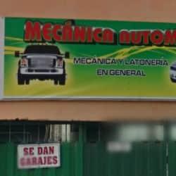 Mecánica Automotriz Carrera 15 con Calle 53 en Bogotá