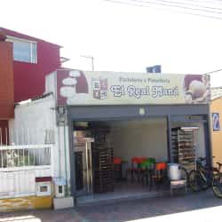 Pasterlería y Panadería El Real Maná en Bogotá