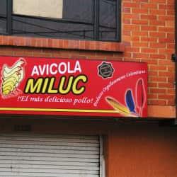 Avícola Miluc en Bogotá
