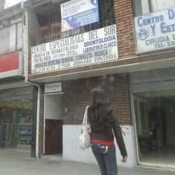 Centro Especialistas del Sur en Bogotá