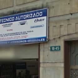 Servicio Técnico Autorizado en Bogotá