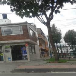 Papelería Carrera 27 en Bogotá
