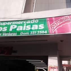 Supermercado Los Paisas Carrera 38 con 3A en Bogotá