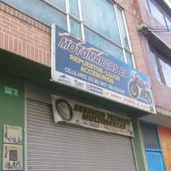 Motomarcas EA en Bogotá