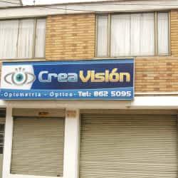 Crea Visión Óptica en Bogotá