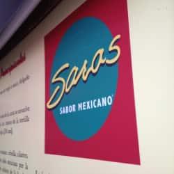 Saras Sabor mexicano en Bogotá