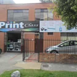 Print Class en Bogotá