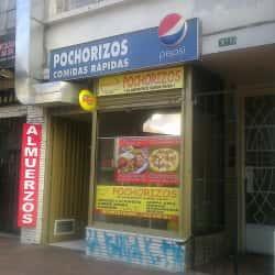 Pochorizos Calle 57 con 16A en Bogotá