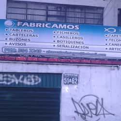 Publicidad Aba Centro Imagen en Bogotá