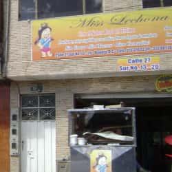 Miss Lechona en Bogotá