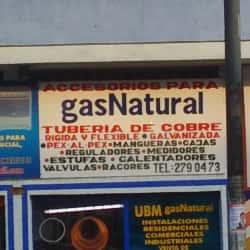 Accesorios Para Gas Natural  en Bogotá