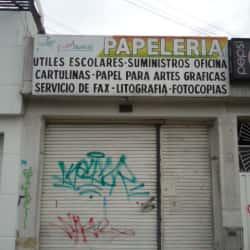Papelería Calle 3 en Bogotá