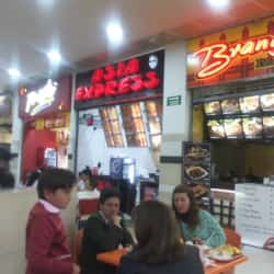 Asia Express en Bogotá