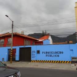 Parqueadero Público Carrera 19 con 32 en Bogotá