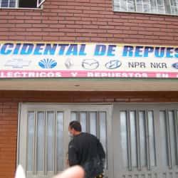 Universal de Repuestos JV en Bogotá