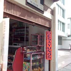 Frutería Cafetería y Restaurante  en Bogotá