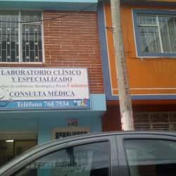 Laboratorio Clínico y Especializado Calle 74 en Bogotá