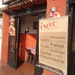 Isac en Bogotá