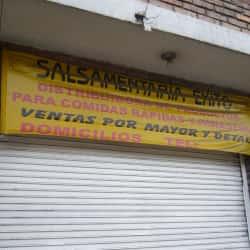 Salsamentaria Éxito en Bogotá